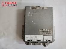 EDC компютър на MAN 19.403 , 400к.с. D2866LF16/LF20 0281001346