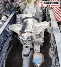 G211-12 автоматична скоростна кутия на Mercedes Actros E6, 2014г