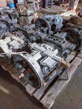 GRSO905 рециклирана скоростна кутия от SCANIA, 4-оси