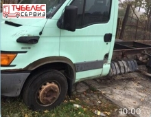 Iveco Daily 65C15 2002г. на части