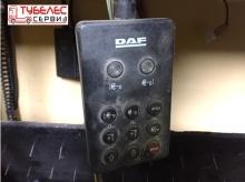 Wabco Ecas управление възглавници на DAF 4460560150