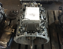 ZF 12AS2130 TD скоростна кутия на МАН ТГА