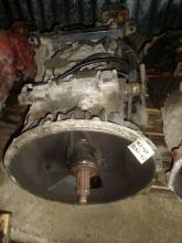 ZF 16S109 скоростна кутия