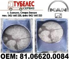 Дифузьор вентилатор за MAN 2-Serie F90/M90/G90 81.06620.0084