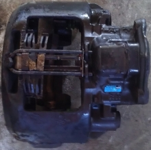 Спирачен апарат за Ман  L2000  M2000-L