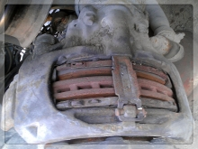 Заден и преден спирачен апарат Knorr Bremse  за Mercedes Actros