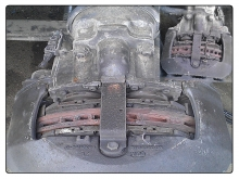 Преден спирачен апарат Meritor за Renault Premium DXI Magnum