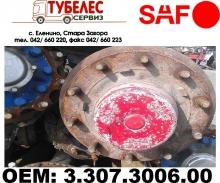 Главина барабан SAF 10 болта 3.307.3006.00  03307300600