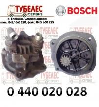 Горивна помпа механична подкачваща Bosch 0440020028