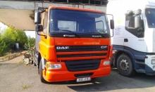Кабина на DAF CF 75.250 2005 г.