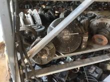 Виско съединители - перки за камиони втора употреба