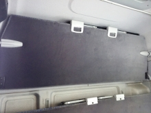 Легло горно на МАН ТГА 18.410 18.413 XXL кабина