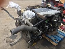 Двигател D2066 LF25 ( 440 к.с. ) ЕВРО5 от MAN TGX 18.440