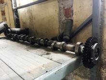 Разпределителен вал на MAN D20 мотор