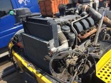 Двигател на Мерцедес Актрос V6 OM501 LA 541.925 - 430 к.с.