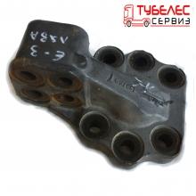 Конзола (лява) тампон за двигател на DAF XF EURO3 ОЕ: 1457257