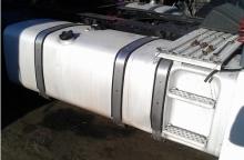 Алуминиев резервоар 780l 620x2140x675 MAN TGA