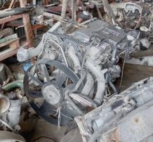 Двигател D0834LFL54, 4.6l, 180к.с. за MAN TGL EURO4