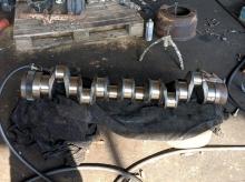 Колянов вал за DAF XF 105.410, 2007г. Евро5, д-л MX300, 1684102