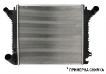Воден радиатор на Mercedes Atego 575x510x42