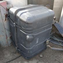 Железен резервоар 380 литра за Щаер 19S37 4x2