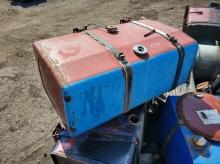 Железен резервоар 420 л. на RENUALT AE MAGNUM 390 420Ti