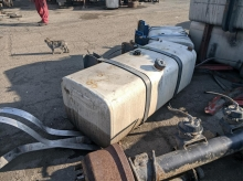 Алуминиев резервоар 500 л. (комбиниран 450л. 50л.) за MB Actros