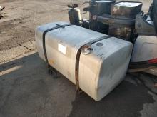 Алуминиев резервоар 550 л. (65x140x70) на VOLVO F12-FL7