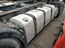 Алуминиев резервоар 730 л. за VOLVO FH12 2004г. D-образен