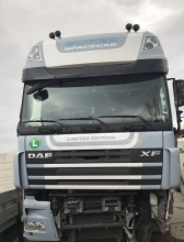 DAF FT XF105 460кс 2010г. Super Spacecab на части