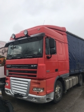DAF XF105 FT 460кс 2008г. Eвро5 на части