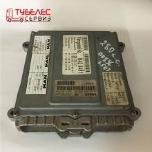 EDC компютър на MAN двигател D0836LF03 280к.с. Bosch 0281010260