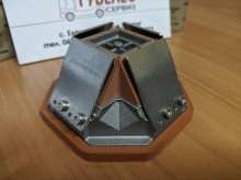 EGR-Пневматичен възвратен клапан на MAN F2000/TGA