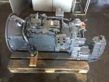GRS900R + интардер скоростна кутия СКАНИЯ