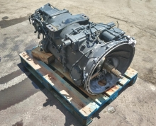 GRSO905 ръчна скоростна кутия на SCANIA