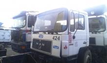 MAN 18.272  ( фургон ) на части