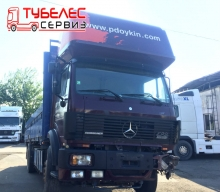 Mercedes 2433 6x2 340к.с. OM441LA EPS 1991 г. НА ЧАСТИ