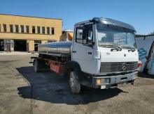 Mercedes 814 OM366, 136 к.с. Цистерна на части