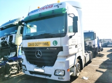 Mercedes Actros MP2 1844 LS, ЕВРО5 2010г. 435кс НА ЧАСТИ