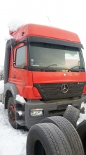 Mercedes Axor 1824 EURO 4 на части