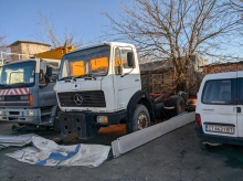 Mercedes-Benz NG 1619, 4x4, 190к.с., 1984г НА ЧАСТИ