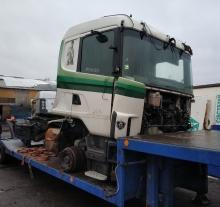 Scania 144, V8, 530кс, 1998г, оптикруиз НА ЧАСТИ