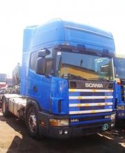 Scania R144 L на части