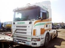 Scania R 144 L на части