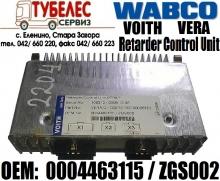VOITH VERA WABCO блок управление ретардер Actros 0004463115