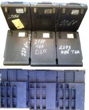 WABCO ZBR2 eлектронен блок за MAN TGA