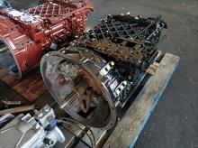 ZF 16S2220 TD, обслужена скоростна кутия за MAN TGA
