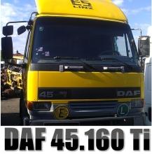 Кабина от DAF 45.160 Ti