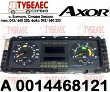 Арматурно табло Mercedes Axor 2002-2004  A0014468121