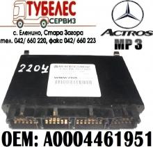 Бордови компютър ABA за Actros A0004461951